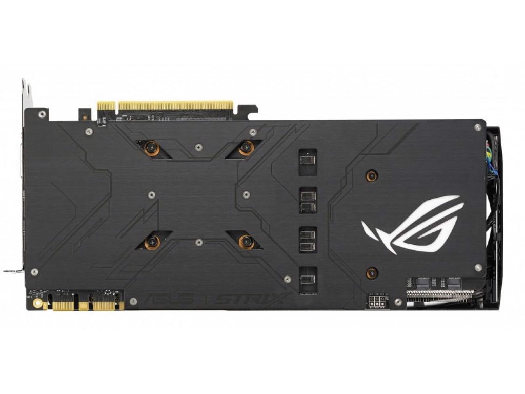 VGA ASUS ROG-STRIX-GTX1080TI-11G-GAMING – Giá đại lý