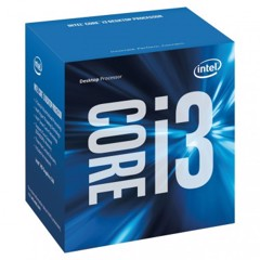 CPU Intel Core i3-6100 3.7 GHz / 3MB / HD 530 Graphics / Socket 1151