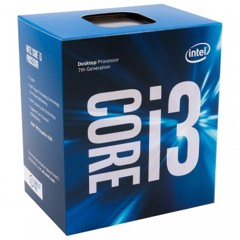 CPU Intel Core i3-7100 3.9 GHz / 3MB / HD 630 Series Graphics / Socket 1151