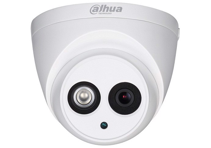 CAMERA DOME DAHUA HDCVI 4MP DH-HAC-HDW1400EMP