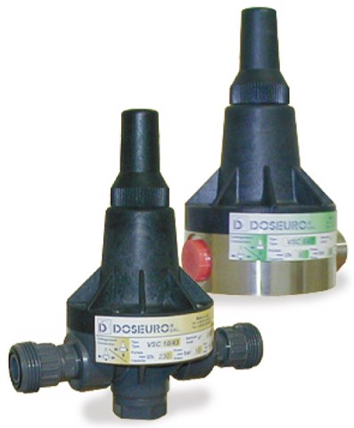 Relief valves and back pressure valves