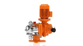 Hydraulic Diaphragm Metering Pumps Orlita® Evolution 2