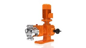 Hydraulic Diaphragm Metering Pumps Orlita® Evolution 4