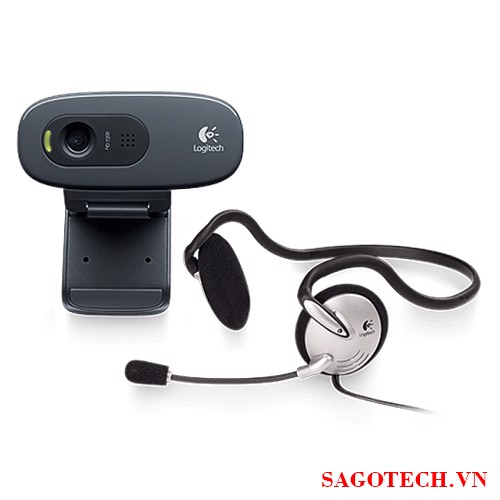 Webcam Logitech HD C270h