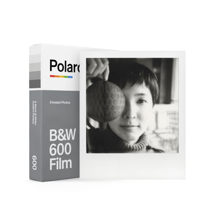Phim Trắng Đen Polaroid 600