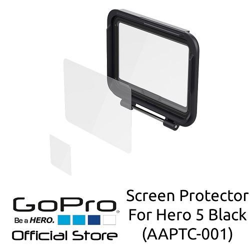 Screen Protectors (HERO5 Black/ HERO6 Black)