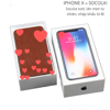 socola valentine iphone x co kem tui iphone x sang trong