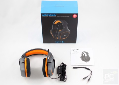 Headphone LOGITECH G231 PRODIGY