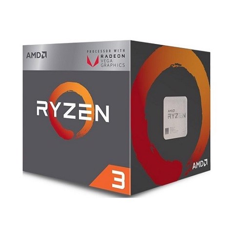 CPU AMD Ryzen I3 1300X