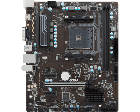 Mainboard - MSI A320 Pro-VH Plus
