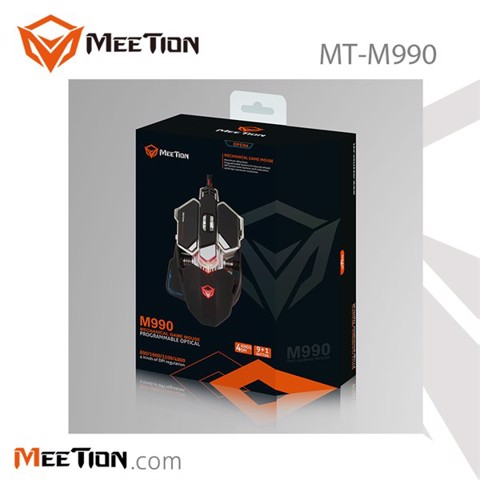 Meetion M990 Black