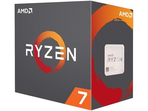 CPU AMD Ryzen 7 1700X