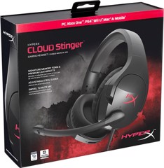 Kingston Hyper X cloud Stinger