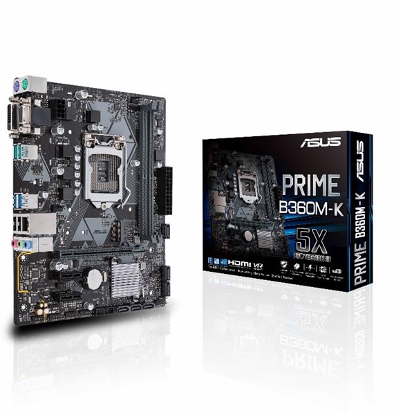 Mainboard Asus B360M-A Prime