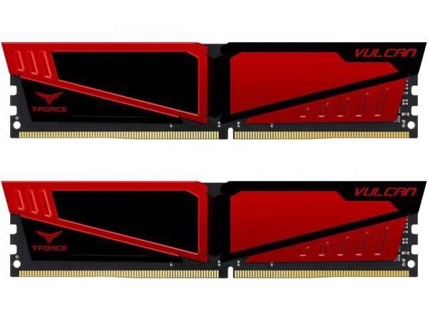 DDR4 T-FORCE Vulcan 8G/2400
