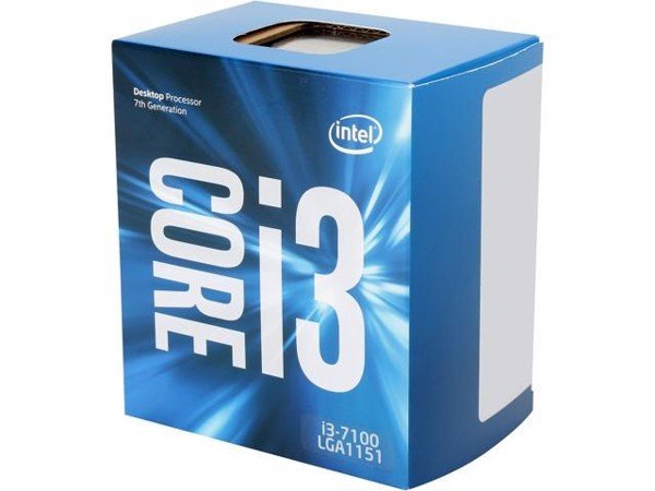 CPU Intel Core I3 7100 (3.9Ghz / 3Mb cache / LGA1151)