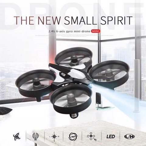 Mini quadcopter - JJRC H36