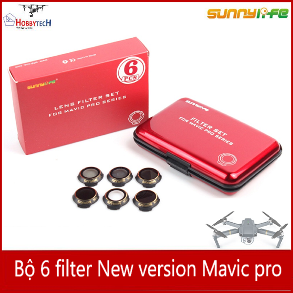 Combo filter Mavic pro – New version