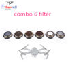 Combo 6 filter Mavic pro - New version