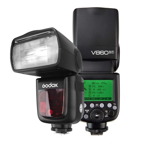 ĐÈN FLASH LED GODOX V860IIF