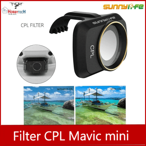 Filter CPL Mavic Mini - SunnyLife
