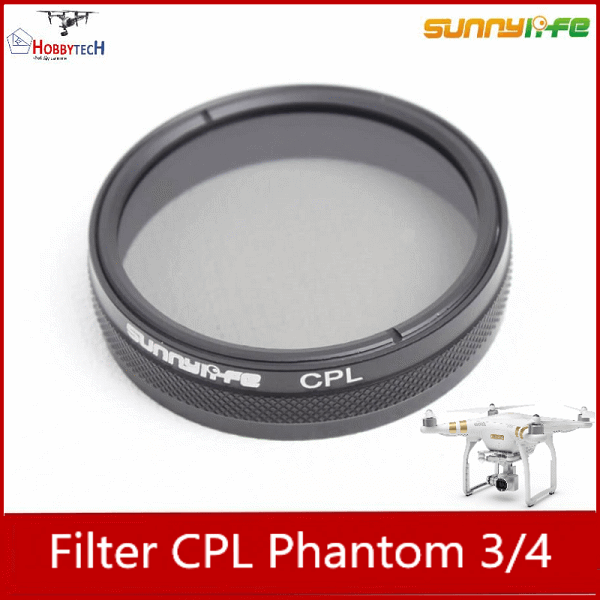 Filter CPL phantom - phụ kiện phantom 3 4