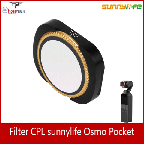 Filter CPL cho DJI Osmo Pocket