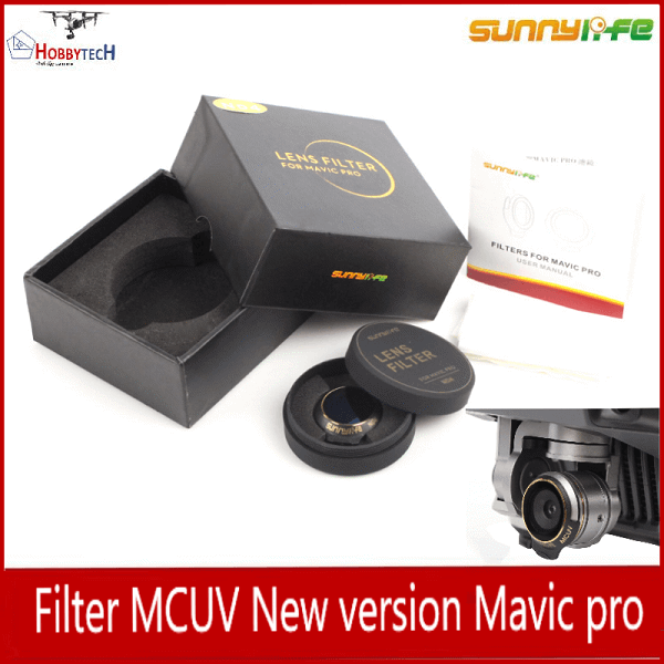 Filter MCUV Mavic pro - new version