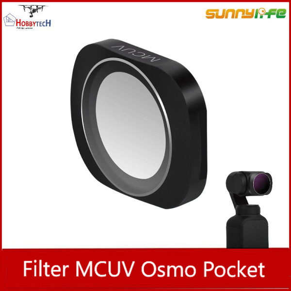 Filter MCUV DJI Osmo Pocket
