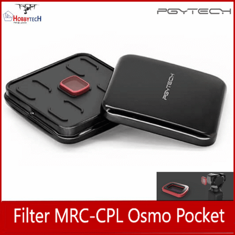 Filter MRC-CPL Osmo Pocket – Professional – phụ kiện PGYtech