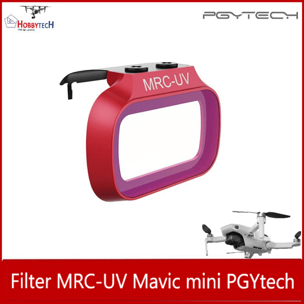 Filter MRC-UV Mavic Mini - PGYtech - Professional