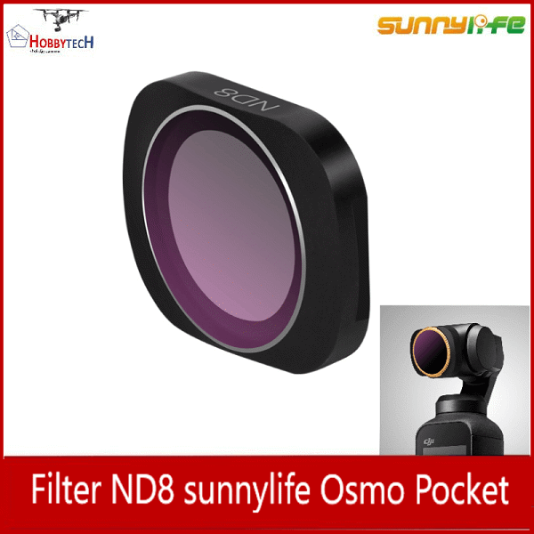 Filter ND8 DJI Osmo Pocket