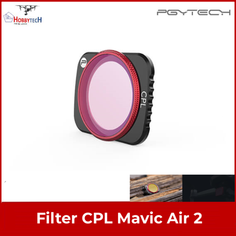 Filter CPL Mavic Air 2 – PGYtech