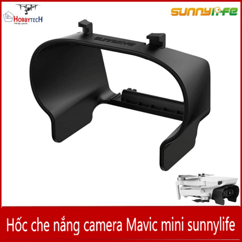 Hốc che nắng Camera Mavic Mini – SunnyLife