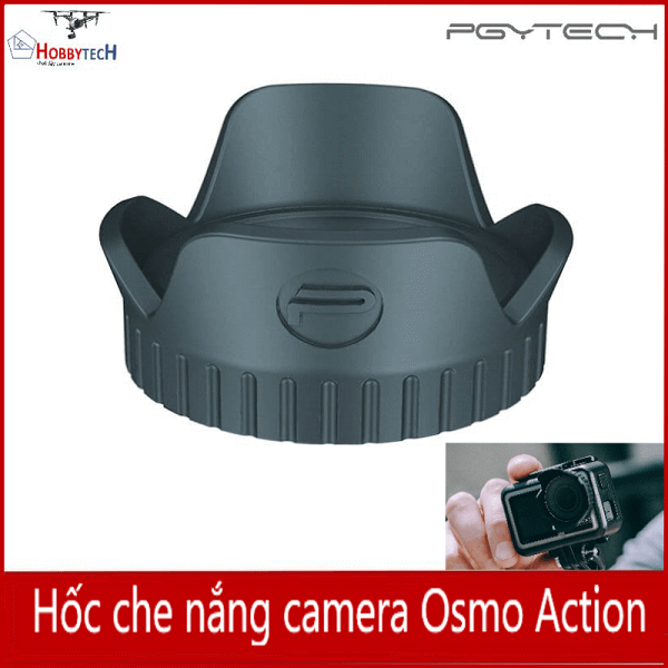 Hốc che nắng camera osmo action – PGYTECH