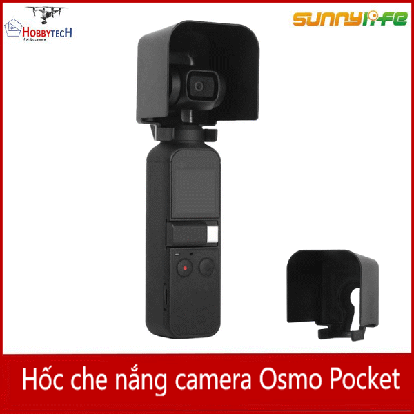 Hốc che nắng camera DJI Osmo Pocket