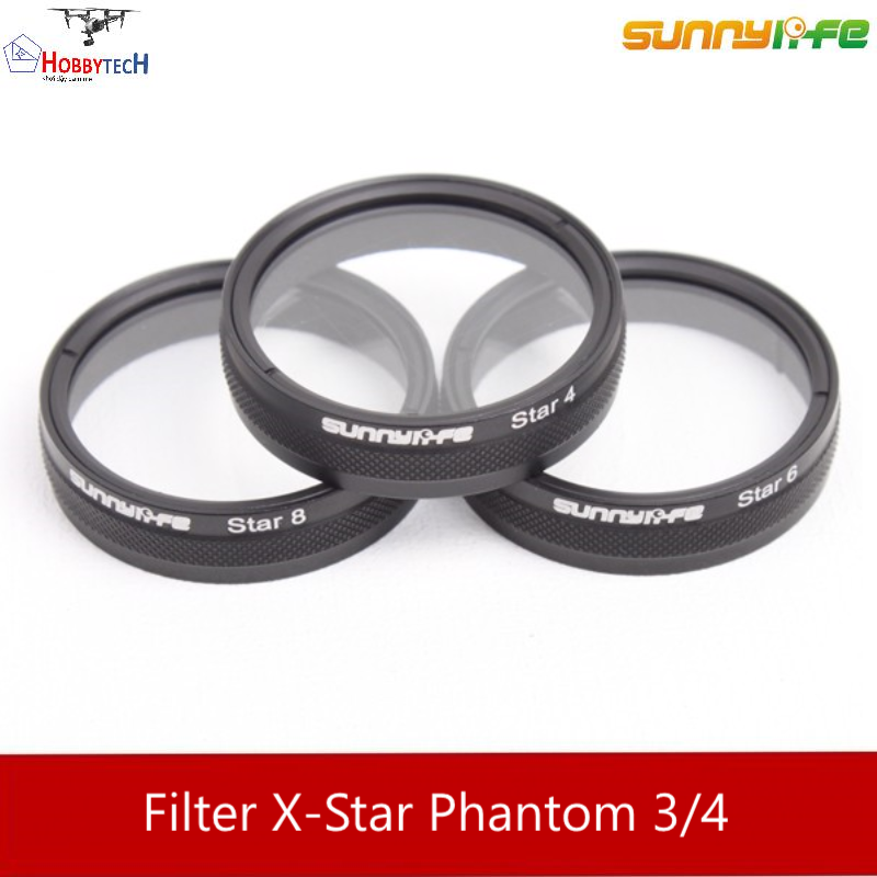 Filter X-star Phantom 3/4