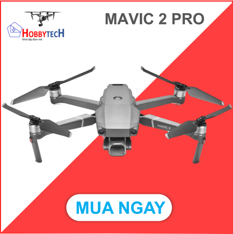 Mavic 2 Pro cũ - Fly more combo - Cũ  (Like new)