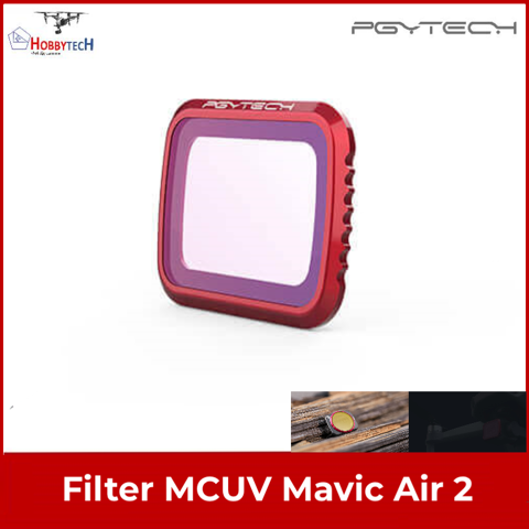 Filter MCUV Mavic Air 2 – PGYtech