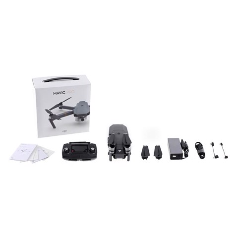 Mavic Pro - Refurbished by DJI