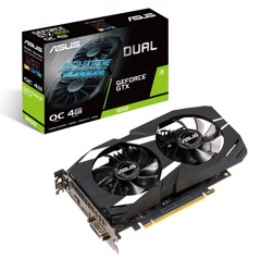 Card màn hình ASUS GeForce GTX 1650 4GB GDDR5 ROG Strix (ROG-STRIX-GTX1650-4G-GAMING)