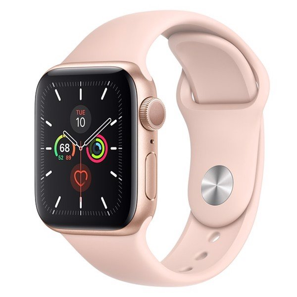 Apple watch S4 40mm dây cao su LTE