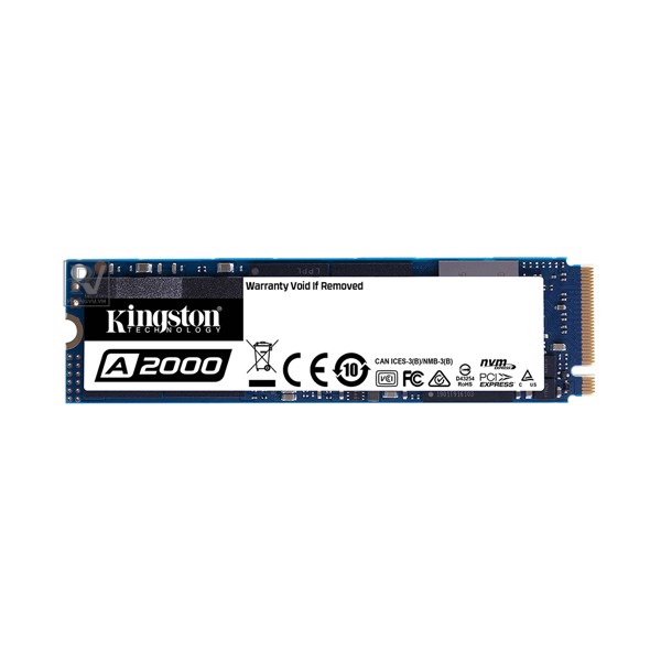 Ổ cứng SSD KINGSTON A2000 250GB M.2 NVMe