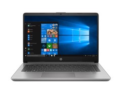 LAPTOP HP 340s G7 - 36A35PA (gray) | i5-1035G1 Gen 10th | 8GB DDR4 | SSD 512GB PCIe | VGA Onboard | 14.1 FHD | Win10