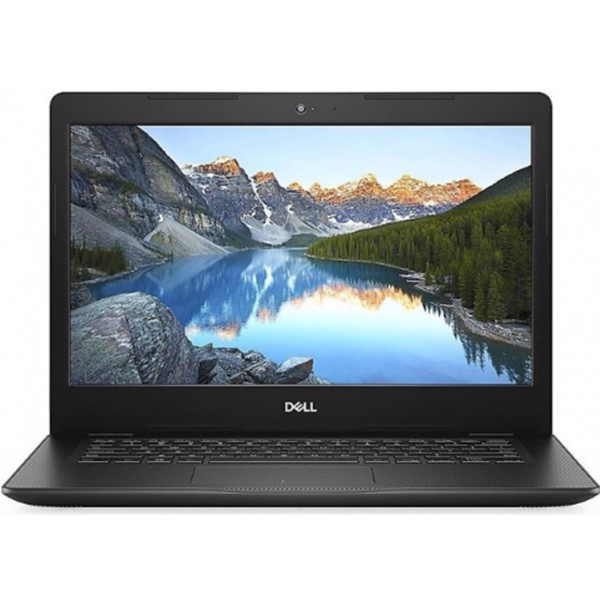 Dell Inspiron 3480 (N3480I) i5 8265U/4GB/1T/AMD Radeon 520 2GB /WIN 10 (Black)