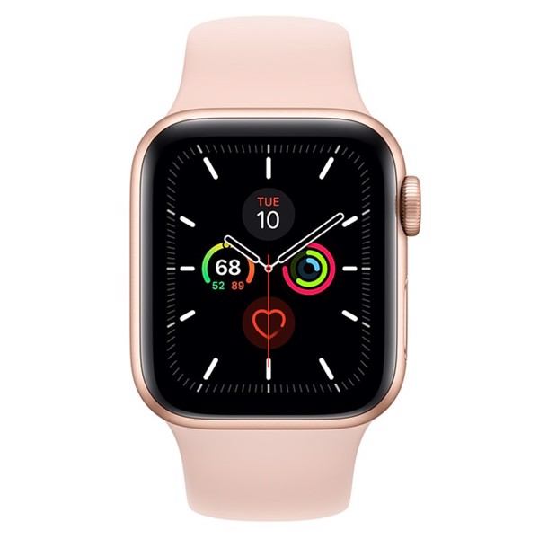 Apple watch S5 40mm dây cao su GPS