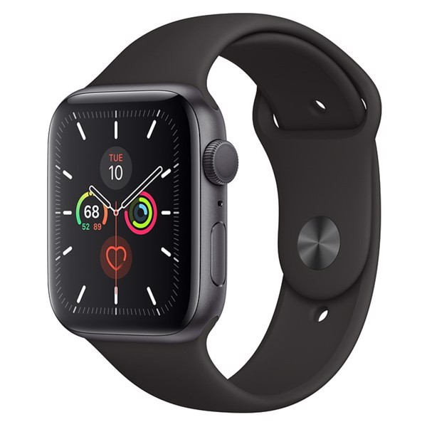 Apple watch S5 44mm dây cao su LTE