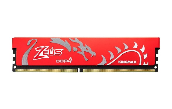 RAM desktop KINGMAX Zeus Dragon (1x8GB) DDR4 2400MHz