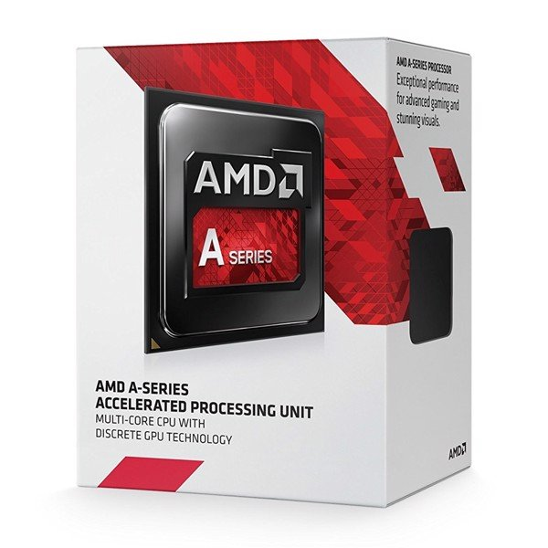 CPU AMD A8-7600 (3.1GHz - 3.8GHz)