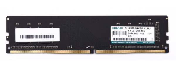RAM desktop KINGMAX (1x4GB) DDR4 2400MHz
